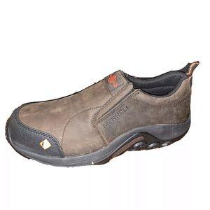 Merrell Work Steel Toe Slide On Shoes Jungle 9.5